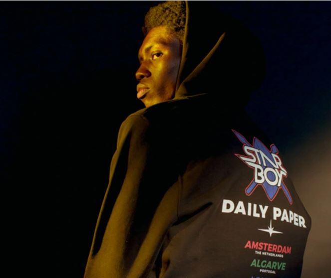 Starboy Daily Paper Wizkid