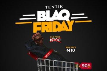 Tentik – Blaq Friday (Blaqbonez Diss)