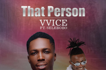 Vvice - That Person ft. Selebobo