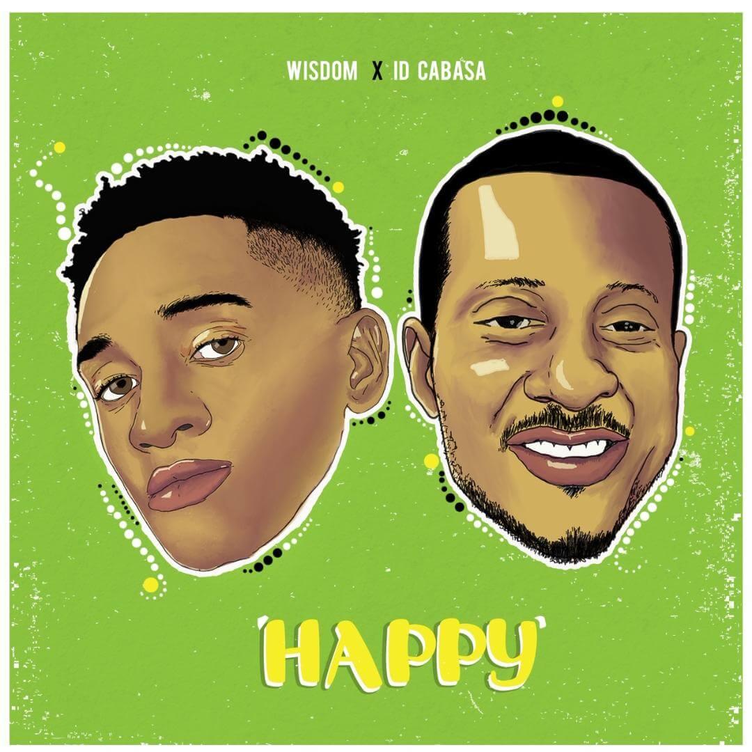 Wisdom X ID Cabasa - Happy