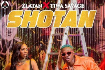 Zlatan - Shotan ft. Tiwa Savage