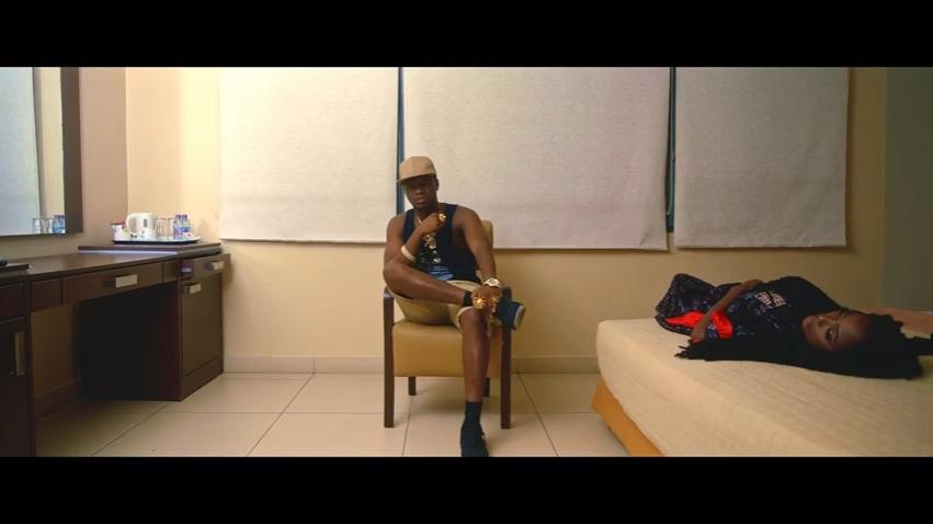 VIDEO: Ian Jazzi ft. Efya - Ankhasa