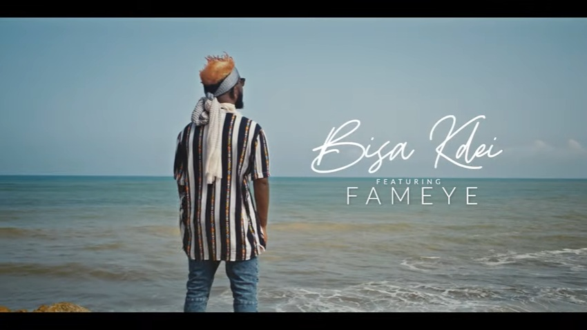 VIDEO: Bisa Kdei ft. Fameye – Meka