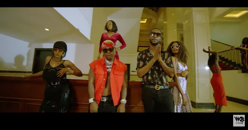 VIDEO: Eugy ft. Harmonize - Lolo (Remix)
