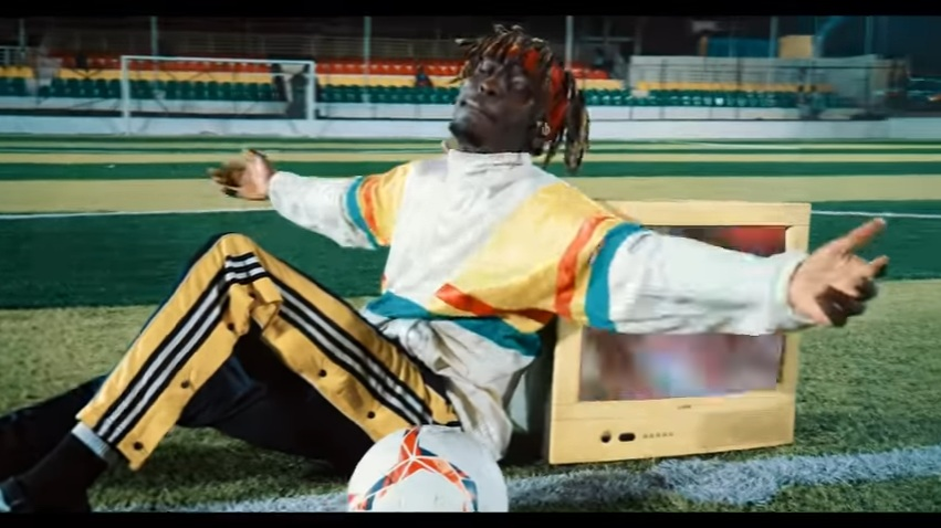 VIDEO: Kofi Mole - Abedi Pele