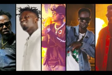 VIDEO: Kwaw Kese ft. Mr Eazi, Skonti, Sarkodie & Medikal – Dondo (Remix)