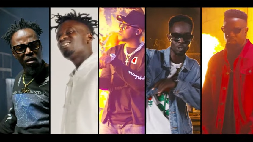 VIDEO: Kwaw Kese ft. Mr Eazi, Skonti, Sarkodie & Medikal – Dondo (Remix)