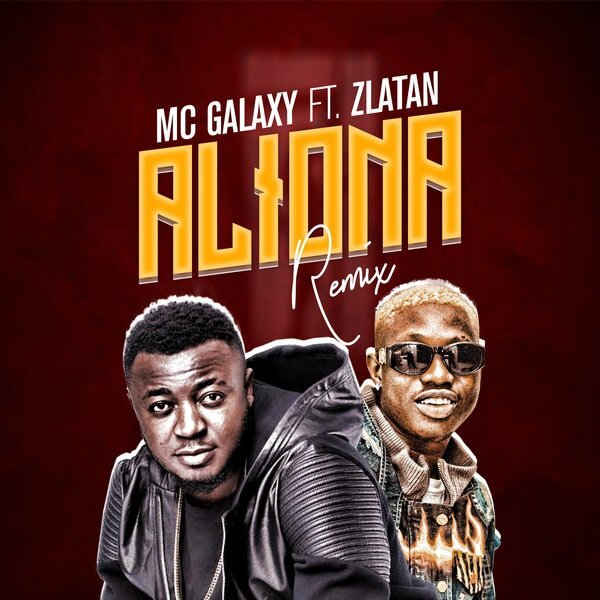MC Galaxy - Aliona (Remix) ft. Zlatan