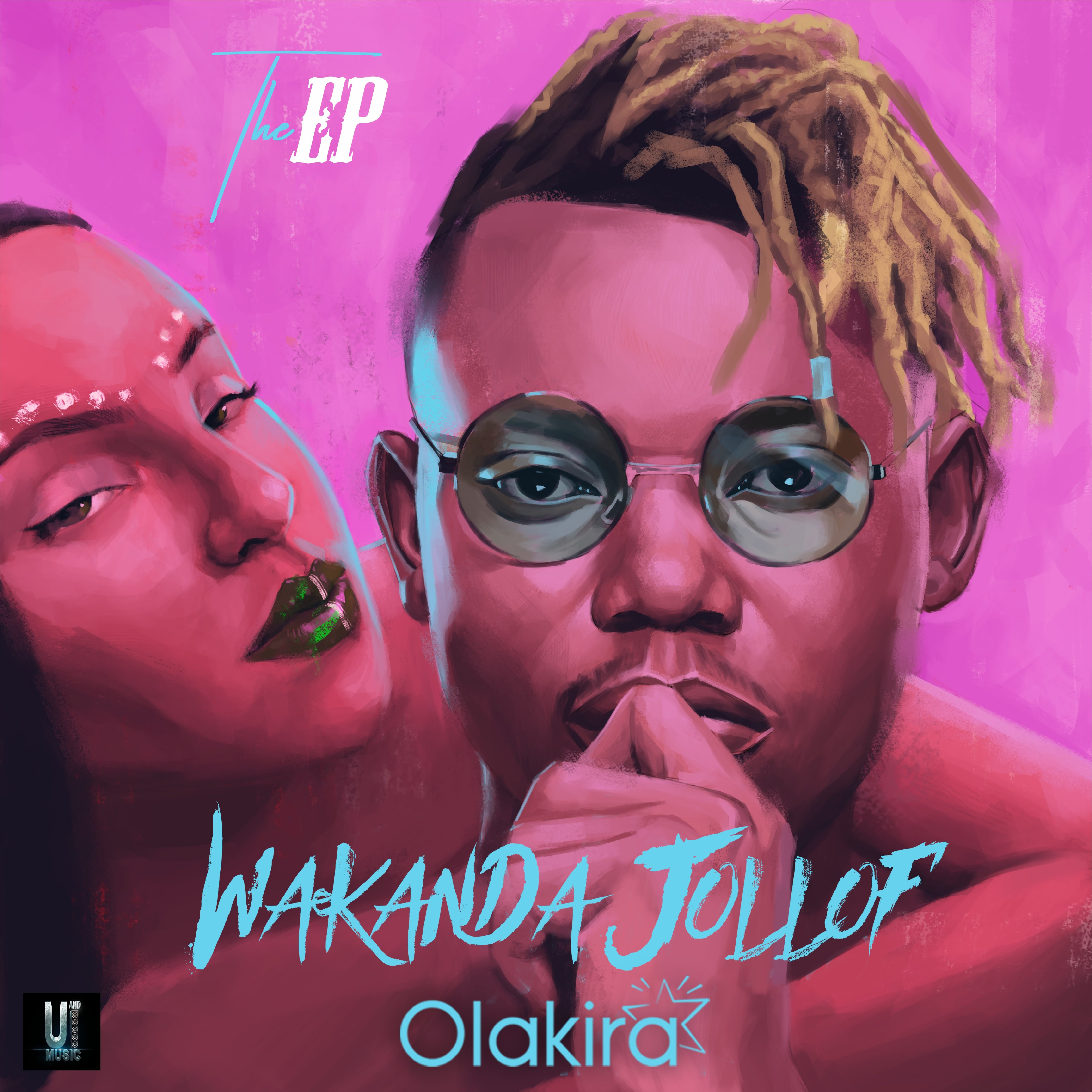 Olakira – Wakanda Jollof EP | Summer Time (Lyrics Video)
