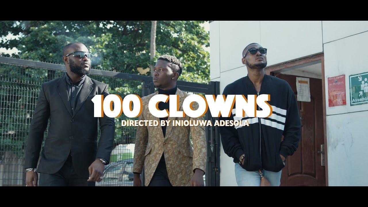 Meji - 100 Clowns (Blaqbonez Response)