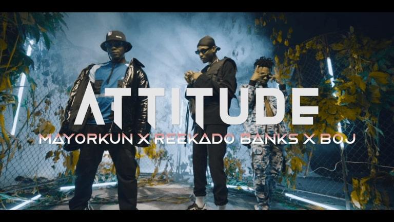 VIDEO: Attitude - Higher Your Body ft. Mayorkun, Reekado Banks & BOJ