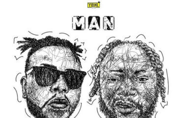 B Banks ft. Olamide - Man
