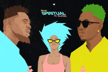 Buju ft. Zlatan - Spiritual