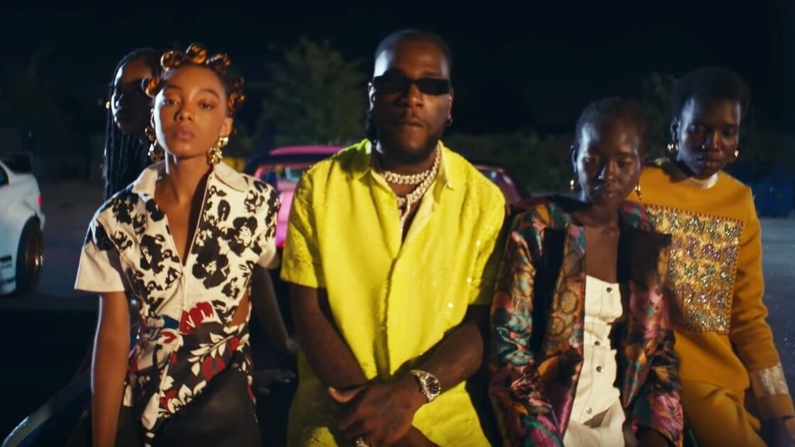 VIDEO: Burna Boy - Pull Up