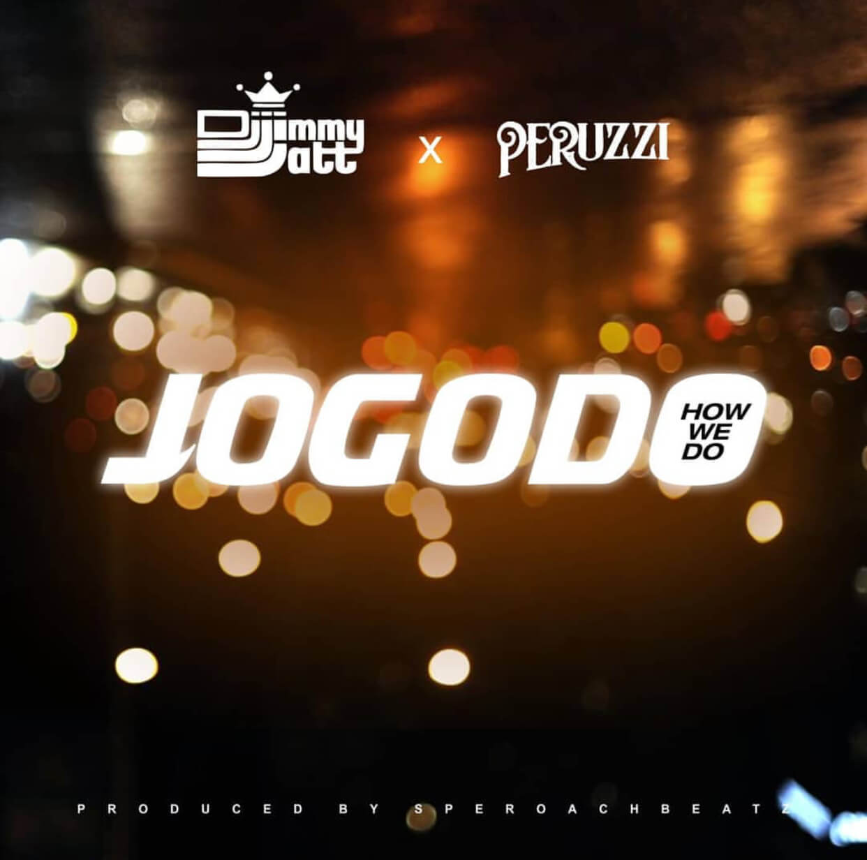 DJ Jimmy Jatt - Jogodo ft. Peruzzi
