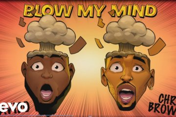 Davido ft. Chris Brown - Blow My Mind