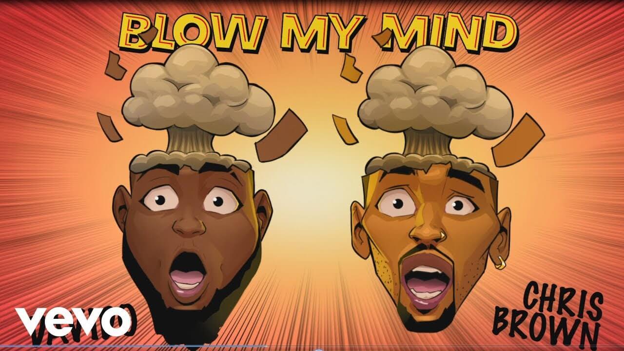 Davido ft. Chris Brown - Blow My Mind
