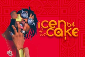Dremo - Icen B4 The Cake (EP)
