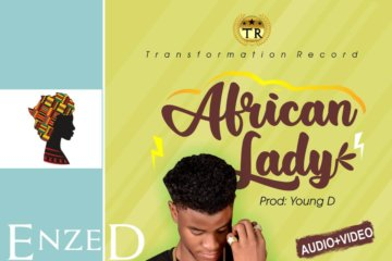 VIDEO: Enzed - African Lady