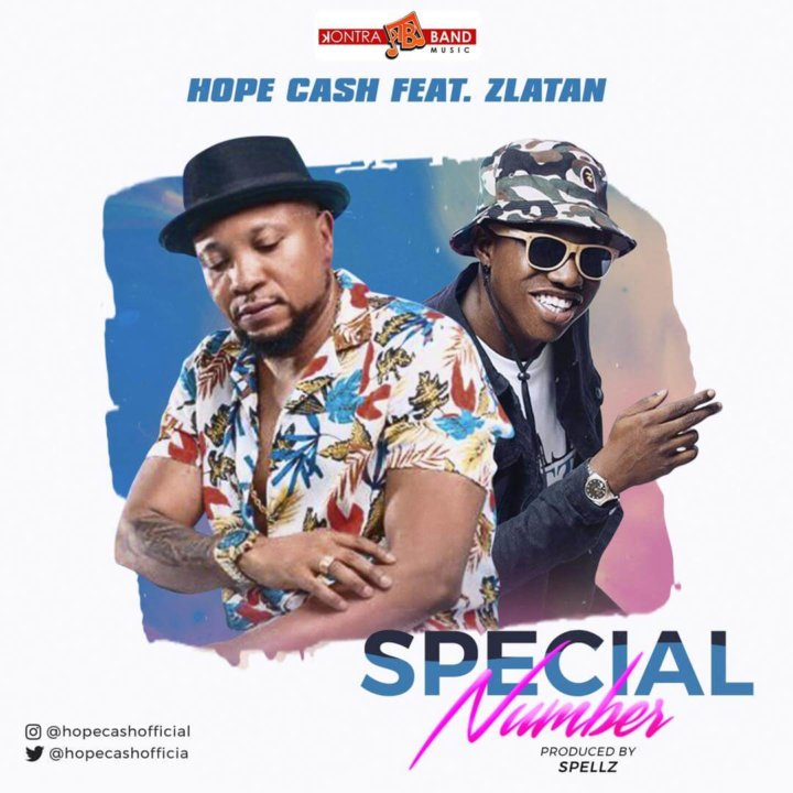VIDEO: Hope Cash x Zlatan - Special Number