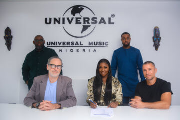 Irene Ntale Universal Music Group