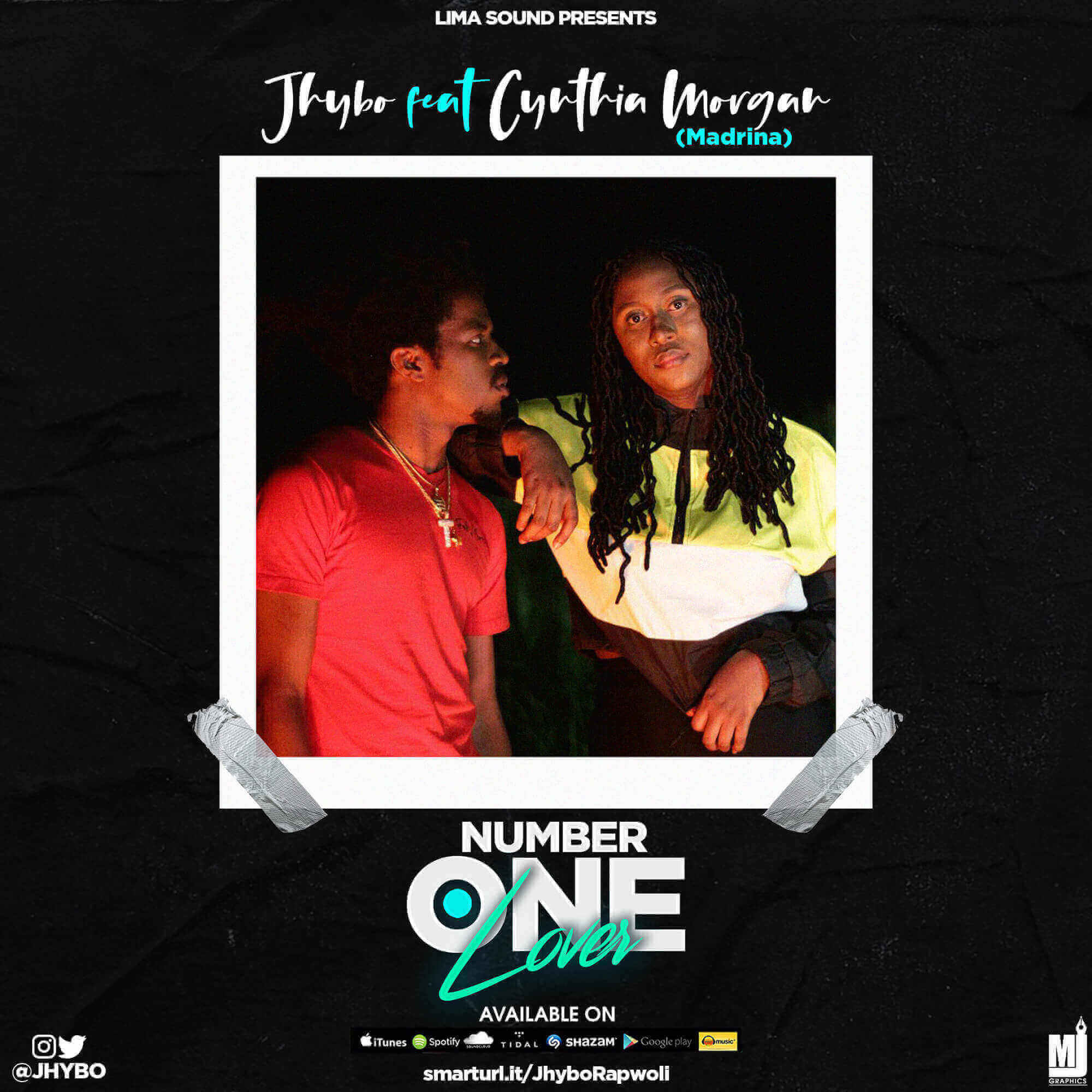 Jhybo - Number One Lover ft. Cynthia Morgan