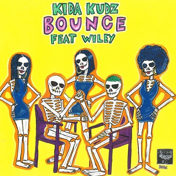 Kida Kudz - Bounce ft. Wiley