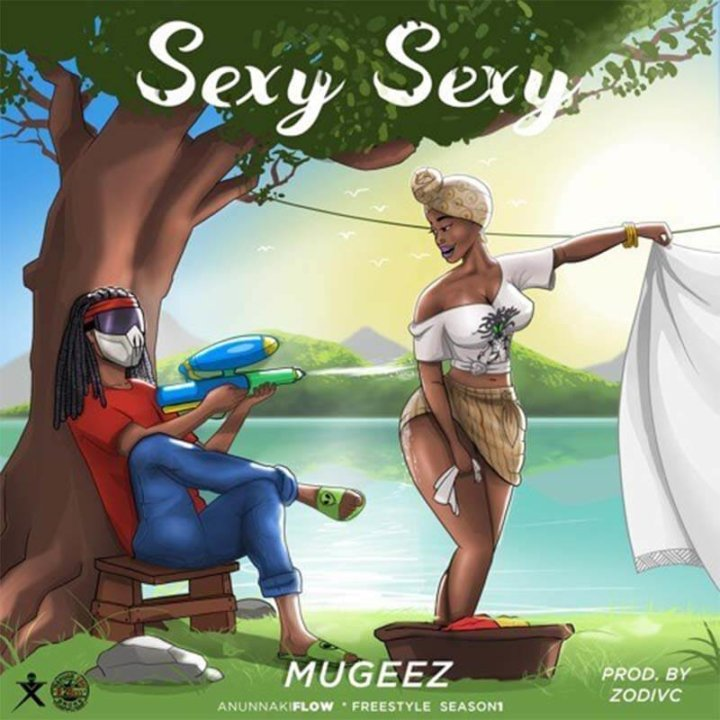 Mugeez (R2bees) – Sexy Sexy