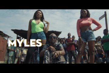 VIDEO: Myles - Tete