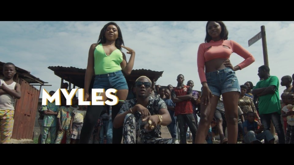 VIDEO: Myles - Tete