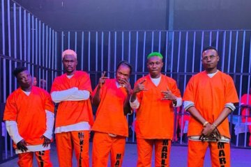Reactiuons Trail Naira Marley's Soapy Video