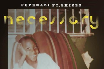 Pepenazi - Necessary ft. Shizzo