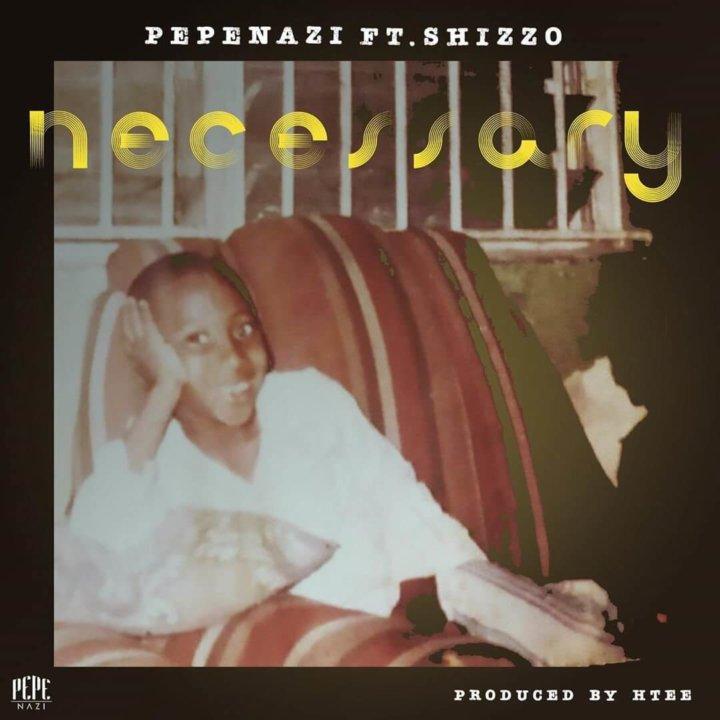 Pepenazi - Necessary ft. Shizzo