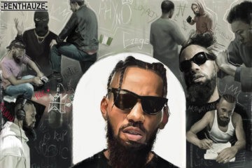 "Phyno Unveils Tracklist For His New Album ""Deal With It"""