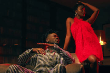 VIDEO: Mr Eazi - Doyin ft. Simi