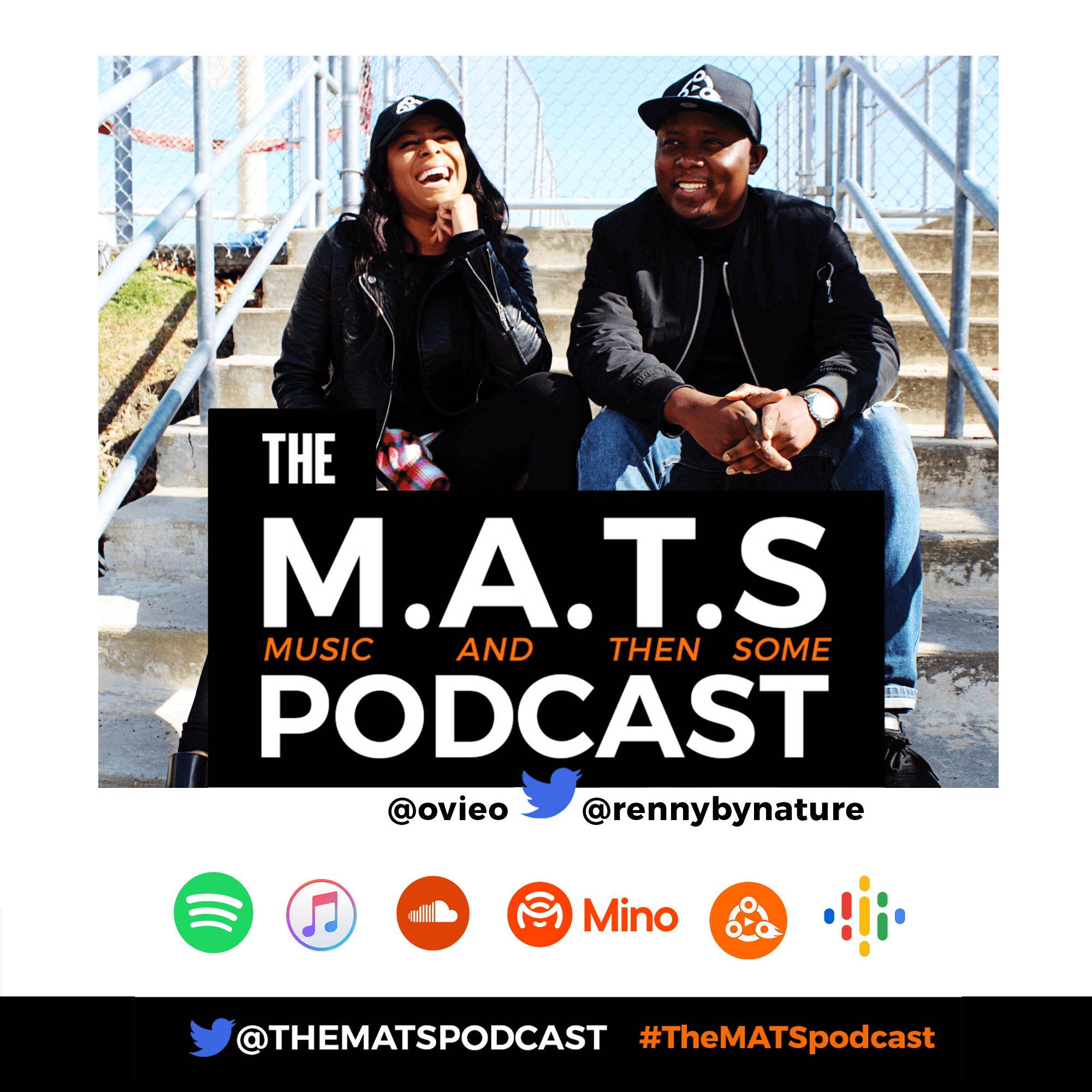 #theMATSpodcast (Ep. 18): Afronation, Tekno's Arrest, Burna Boy, Jidenna, Jay-Z & The NFL
