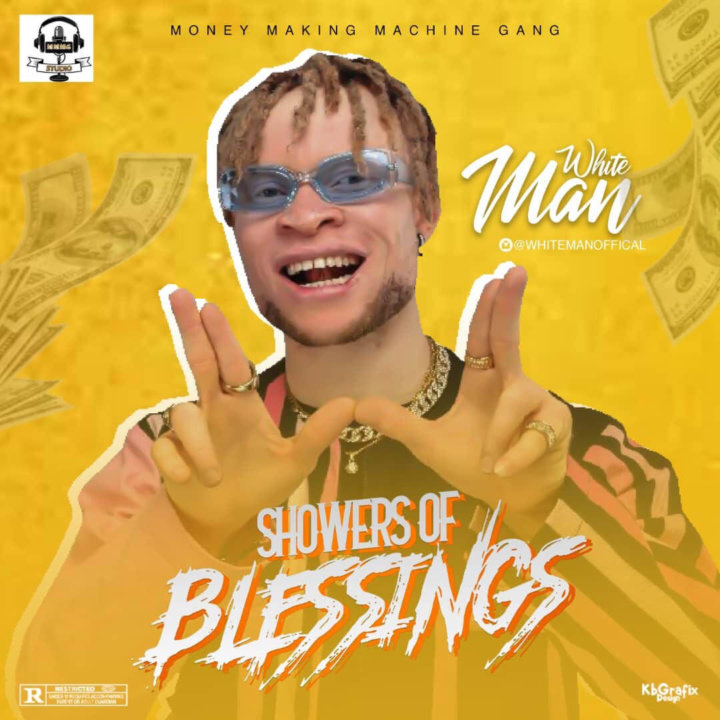 White Man - Showers Of Blessings