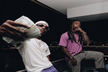 LEAK: Wizkid X Ty Dolla Sign - Ride It