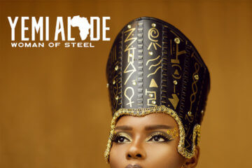 Yemi Alade - Woman Of Steel