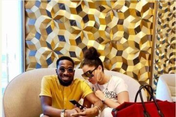 D'Banj And His Wife Are Expecting A New Baby!!!??