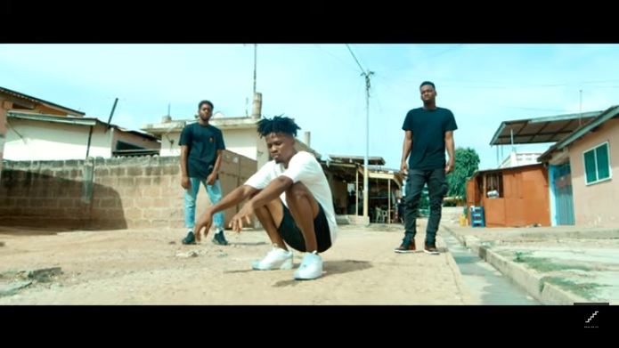 VIDEO: Kwesi Arthur - See No Evil
