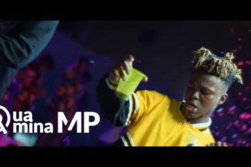 VIDEO: Quamina MP x Medikal - Amanfuor Girls