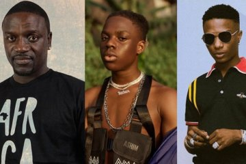 """He Reminds Me of Wizkid"" - Akon Certifies ""Rema"" As The Next Superstar"