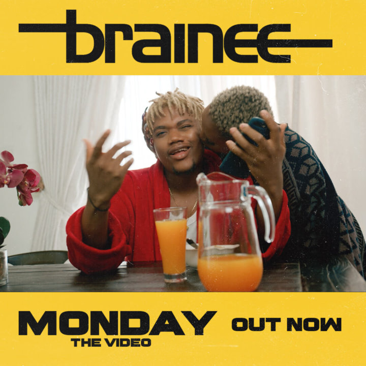 VIDEO: Brainee - Monday