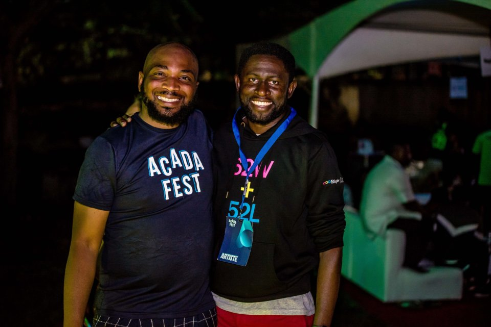Osagie and Bola Lawal of ScholarX