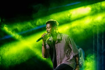 """Johnny Drille, Waje, Bez, Show Dem Camp, Others Thrill Fans at """"Acada Fest"""" Charity Concert"""