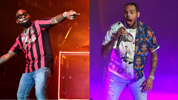Davido & Chris Brown