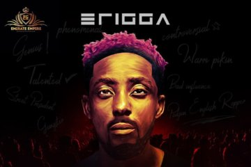 "Erigga Unveils Tracklist For His Upcoming Album ""Erigma II"""