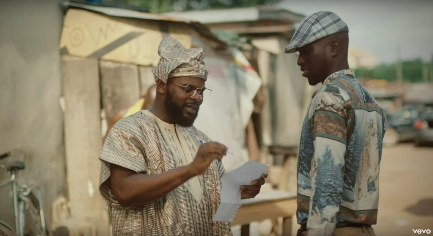 VIDEO: Falz - Loving