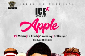 VIDEO: Ice K – Apple ft. Mz Kiss, Lil Frosh, Zinoleesky & Dollarsyno